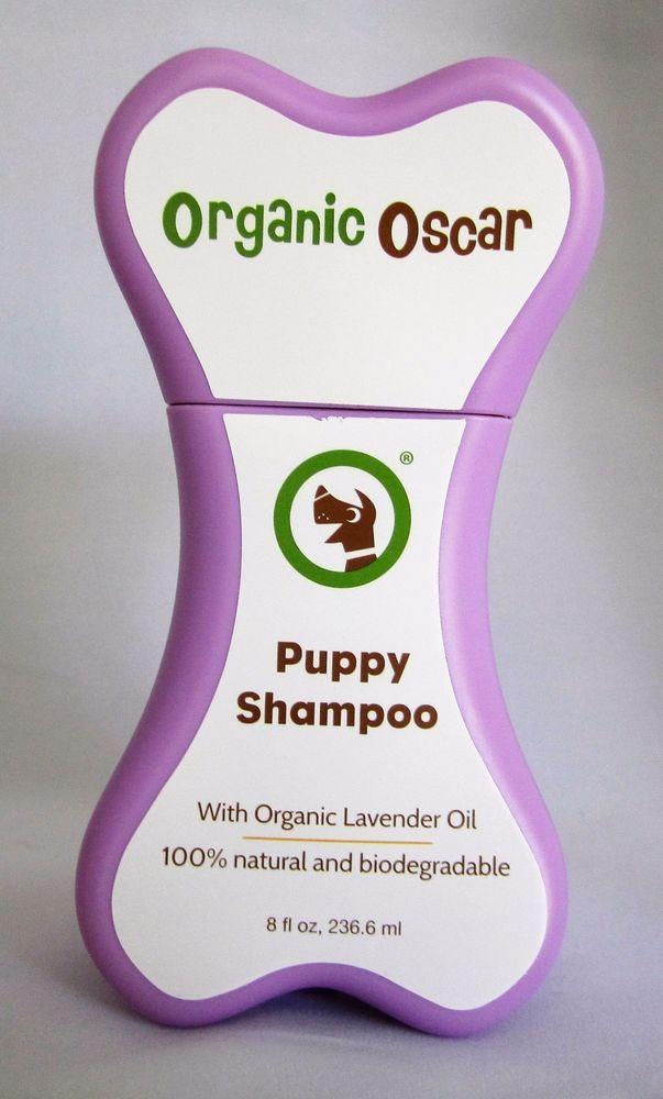Organic Oscar Lavender Puppy Shampoo (8 fl oz) #OrganicOscar