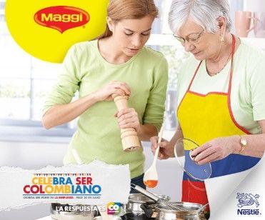 Caldo Maggy #CelebraSerCOlombiano