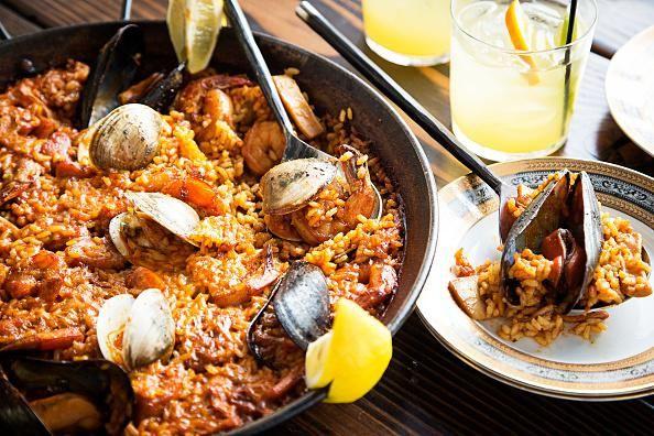 Recept: Paella met zeevruchten