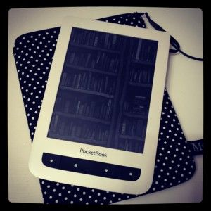 Mobiles Lesefutter, mein Pocketbook Touch Lux 2