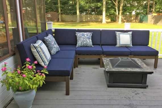 Download Wallpaper Sectional Patio Furniture Replacement Cushions