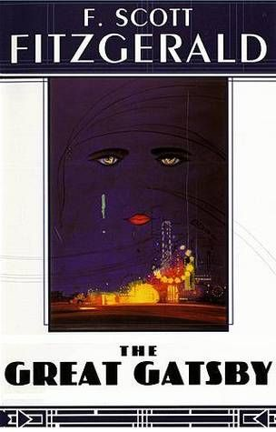 The Great Gatsby. Fitzgerald's Jazz-age, American classic.