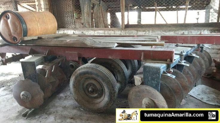 Eduardo silva rueda 3178062136 Bucaramanga   Características    TRACTOR FORD 8600 Modelo:1984 Incluye rastra hidráulica de 20 discos Ubicación: Bucaramanga, Santander Precio: $ 35000000