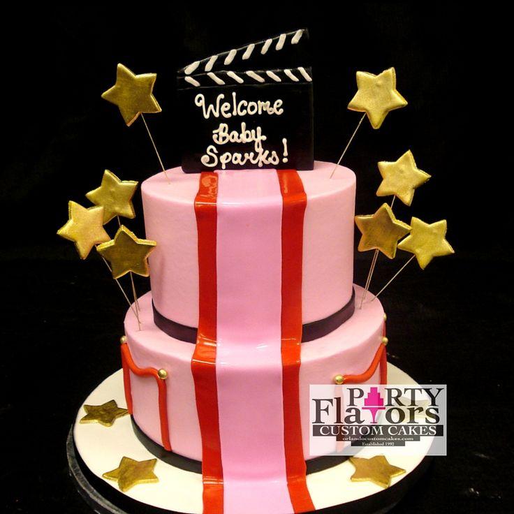 Custom Baby Shower Cakes Orlando Fl
