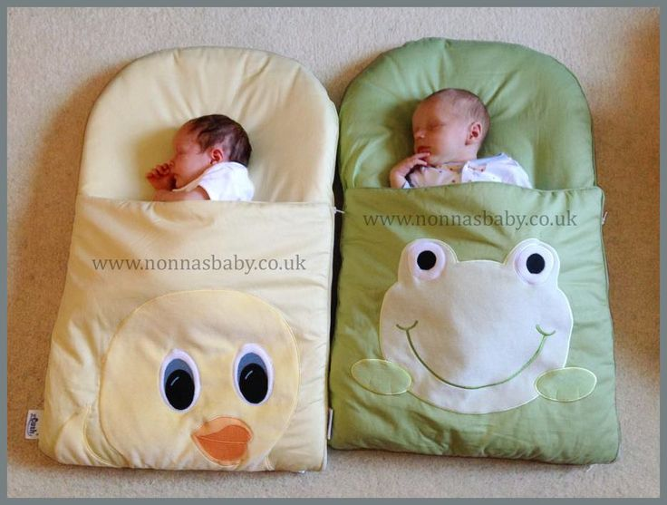What A Pair Of Cuties!!! Mums LOVE These Baby Nap Mats. Find out more: https://nonnasbaby.co.uk/baby-nap-mats/