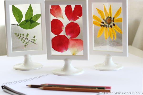Onderwijs en zo voort ........: 2974. Tolsby lijstjes : Bloemen en bladeren