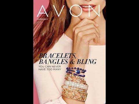 Avon Brochure-Campaign 2 2018 (January)