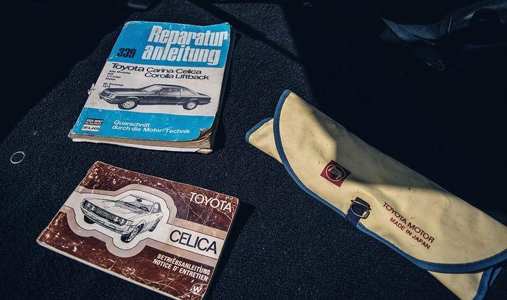 1977 Toyota Celica RA28 1.6