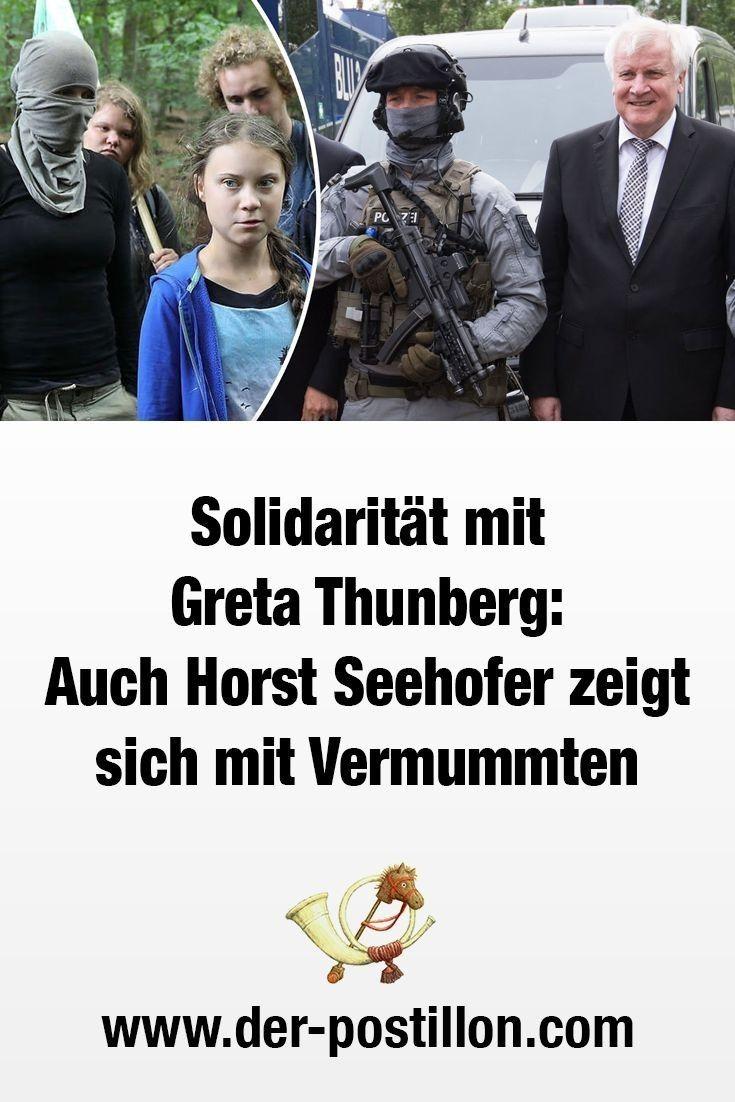 Greta Thunberg Lustig Witzig Bild Bilder Spruch Sprüche Kram
