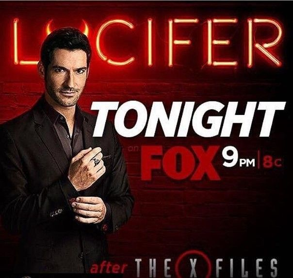 Lucifer Tv Show: Lucifer Serie: Season 1 Episode 1 : Pilot
