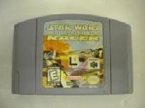 Star Wars Episode 1 Pod Racer Nintendo 64 Game W/FREE SHIPPING!