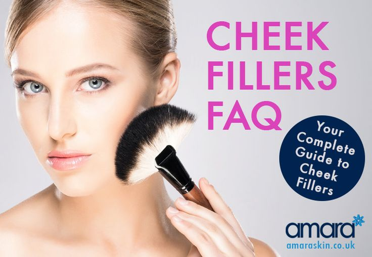 Cheek Fillers FAQ | Your Complete Guide to Cheek Fillers