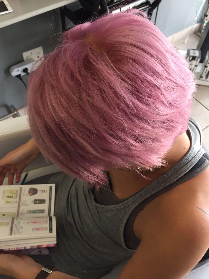 Inebrya Pink Pastel