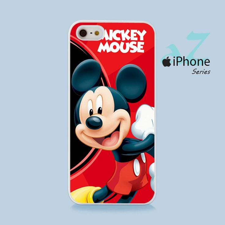 Mickey Mouse Phone Case | Apple iPhone 4/4s 5/5s 5c 6/6s 6/6s Plus Samsung Galaxy S3 S4 S5 S6 S6 Edge S7 S7 Edge Samsung Galaxy Note 3 4 5 Hard Case