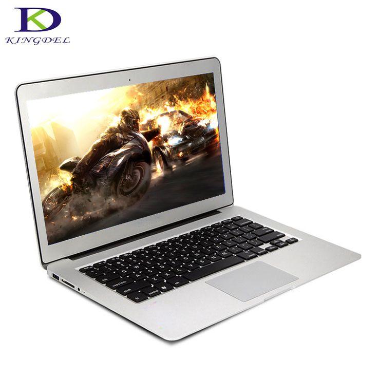 Kingdel 5200U Más Nuevo Core i5 CPU 13.3 Pulgadas Teclado Retroiluminado Ultrabook Ordenador portátil max 8 GB RAM 512G SSD Wifi Webcam Bluetooth
