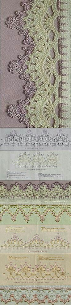 Gorgeous Crochet Edging