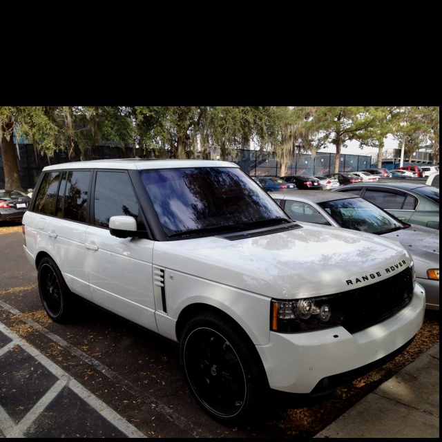 25+ Best Ideas About White Range Rovers On Pinterest