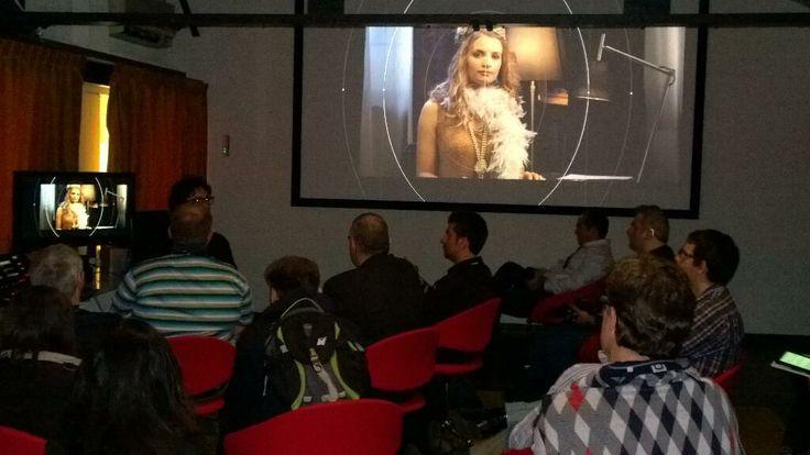 Η ψηφιακή επεξεργασίας είναι δίκοπο μαχαίρι: μπορεί να αναδείξει ή να καταστρέψει την εικόνα...#Sony 4K Event | Pinewood Studios, UK