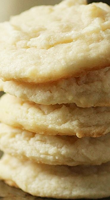 Cream Cheese Cookies                                                       …