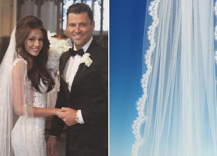 Mark wright and michelle keegan s wedding day get the for Michelle keegan wedding dress