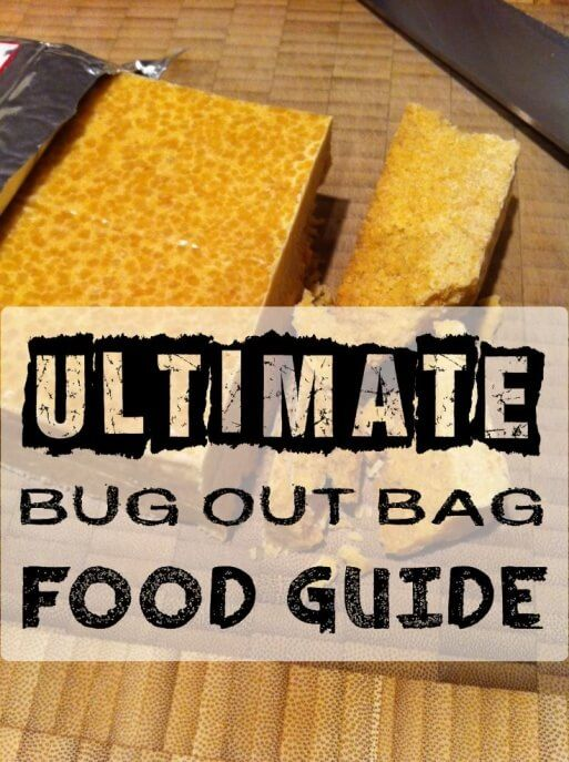Best Bug Out Bag Survival Foods: The Ultimate Guide To Picking The Perfect Food For Your BOB
