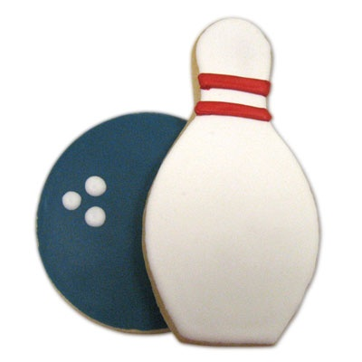 22 Best Images About Bowling Sugar Cookies On Pinterest