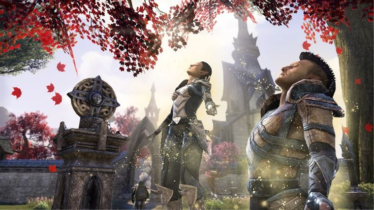 Zdjęcie: Heart's Day comes to Tamriel in 2 weeks! We want your stories of #LoveInESO – find out more: http://ow.ly/XTSUK