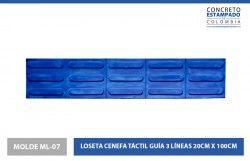 MOLDE-ML-07-LOSETA-CENEFA-TACTIL-GUIA-3-LINEAS-20CM-X-100CM-web