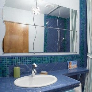 Soothing Blue - Beautiful Bathroom Color Schemes