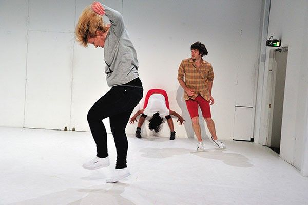 Berlin and Durham connect in two audacious dance pieces, What Doesn't Work and La Mula, at the Carrack Modern Art