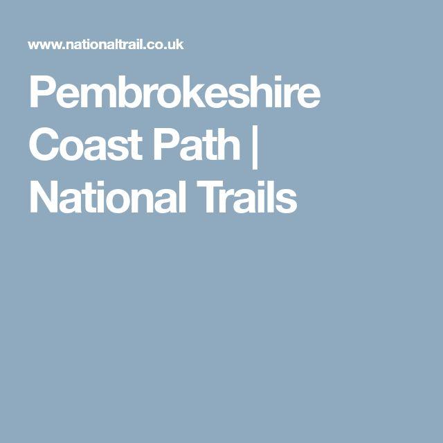 Pembrokeshire Coast Path | National Trails