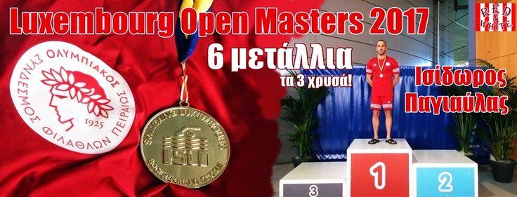 300 αθλητές, από 83 ομάδες που προέρχονταν από 14 χώρες. Ο απολογισμός για τον κολυμβητή του Θρύλου, ήταν 3 Χρυσά Μετάλλια (800μ. και 1500μ. Ελεύθερο, 200μ. Πεταλούδα), 2 Ασημένια Μετάλλια (200μ. και 400μ. Μικτή Ατομική), 1 Χάλκινο Μετάλλιο (200μ. Πρόσθιο με νέο ατομικό ρεκόρ), τέταρτη θέση (50μ. Πρόσθιο). #Red_White #Issidoros_Pagiavlas #Olympiacos