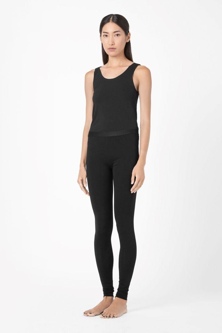 COS | Elastic waist leggings