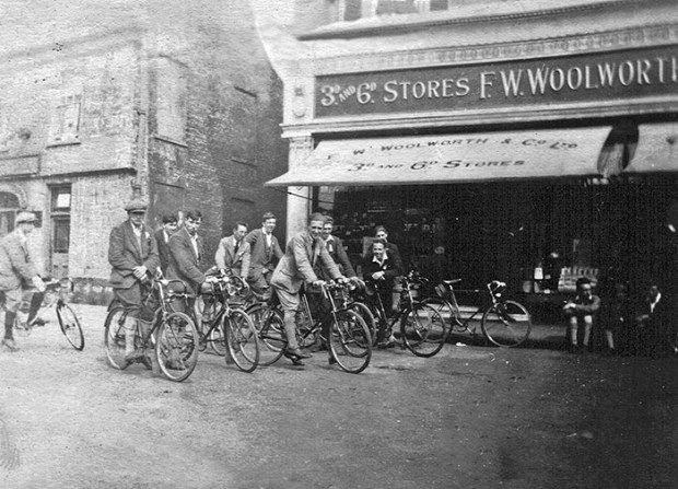 Peterborough Woolworths pre-1920s