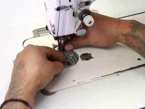 how to adjust needle position on singer sewing machine