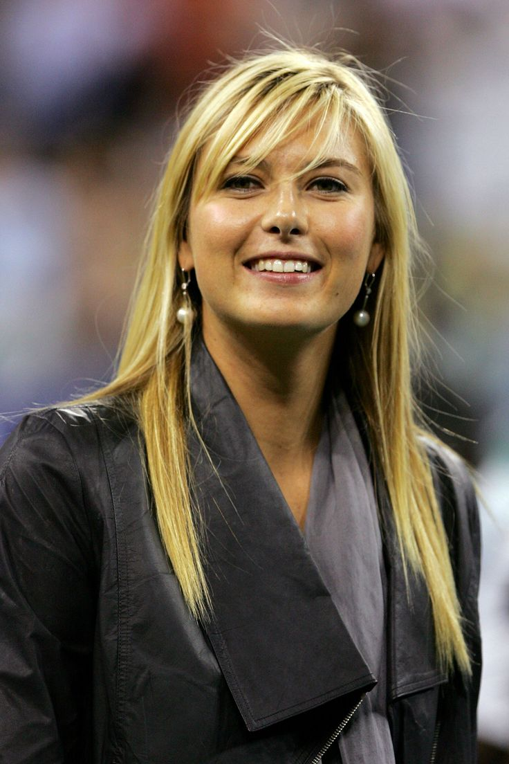 75 best Maria Sharapova images on Pinterest
