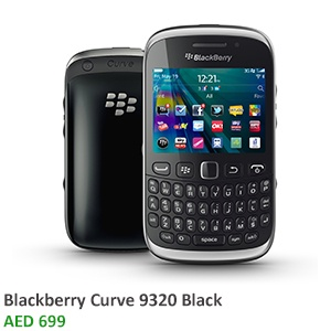 Get connected in an instant with the dedicated BBM shortcut key on BlackBerry Curve 9320 smartphones. One touch launches the BBM app so you can chat in real time or share pictures, videos and files. Plan a night out with a group message, or chat privately one-to-one.