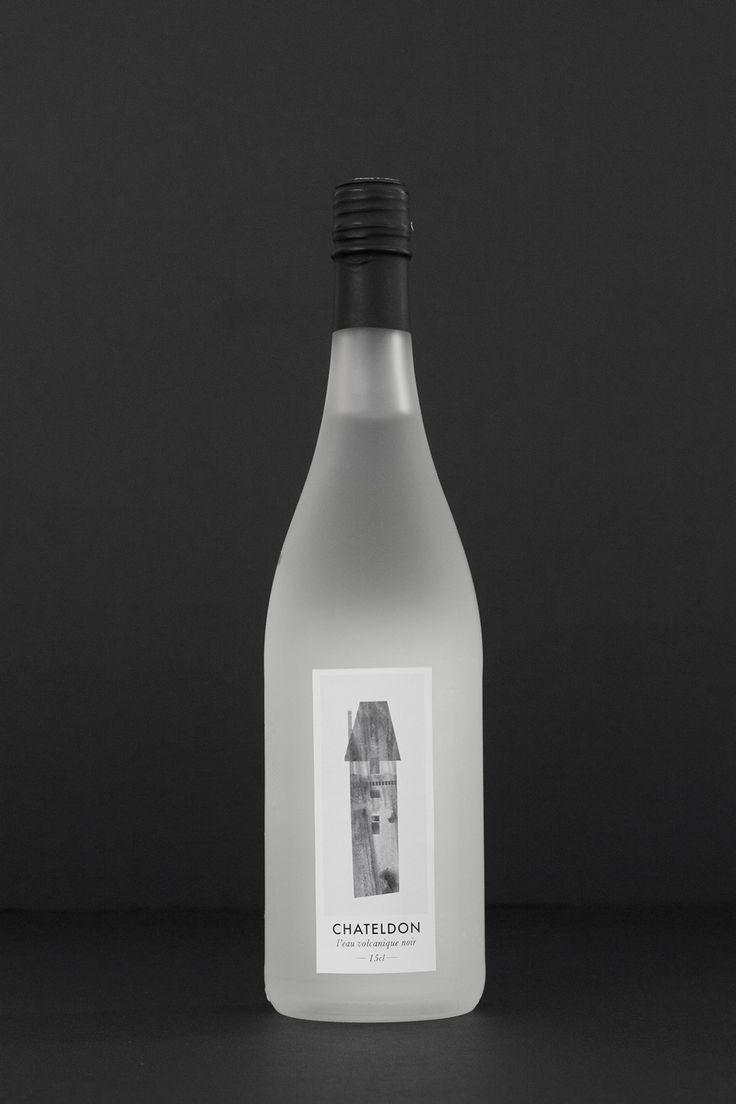 Olivia Maude Whittle - Chateldon sparkling water