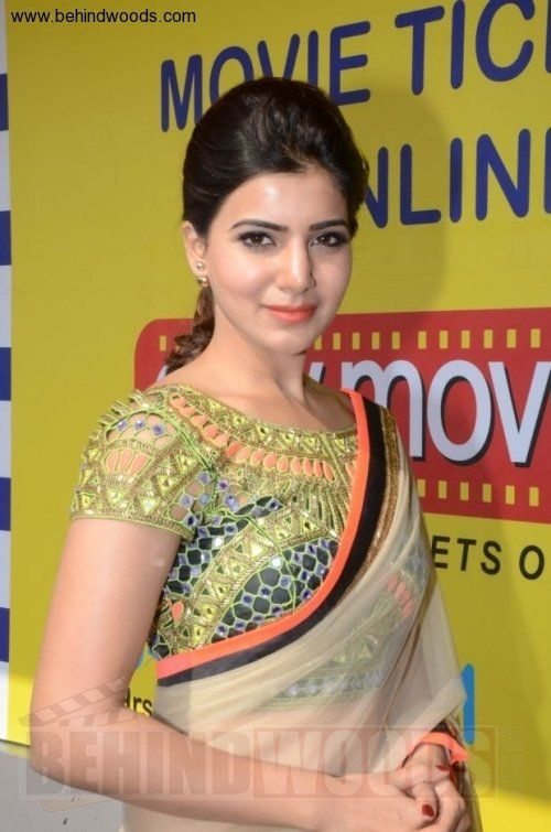 Samantha Ruth Prabhu (aka) Actress Samantha photos stills & images