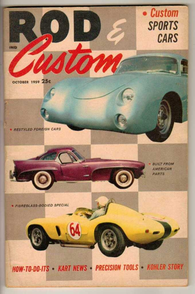The 214 best Hot Rod Magazines images on Pinterest | Hot rods, Car ...