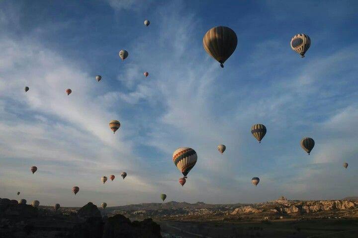 Kapadokya 7am