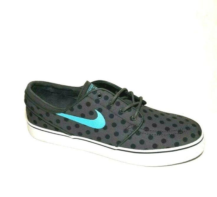 Nike Zoom Stefan Janoski Canvas PRM Skate Shoes Mens 10.5