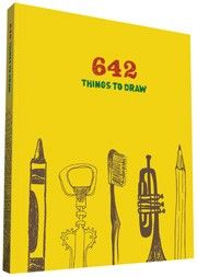 A rolling pin, a robot, a pickle, a water tower, a hammock, a wasp, a safety pin, a kiss. Budding artists and experienced sketchers alike will find themselves invigorated by this collection of offbeat, clever, and endlessly absorbing drawing prompts. Some are deceptively simple (just try drawing a bicycle!), some are conceptually mind-bending (sketching the sound of girlish laughter?), and some are refreshingly basic (the only hard thing about drawing an egg is deciding how you want it to…