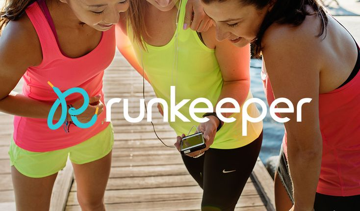 Everyone. Every run. We have a refreshed Runkeeper  brand!