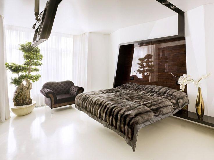 Modernes Schlafzimmer Ihres Traumes – Seien Sie im Trend