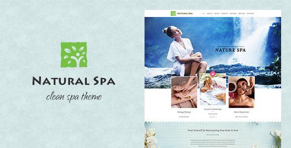 Natural Spa Responsive WP Theme (Retail)  https://themeforest.net/item/natural-spa-responsive-wp-theme/20240687