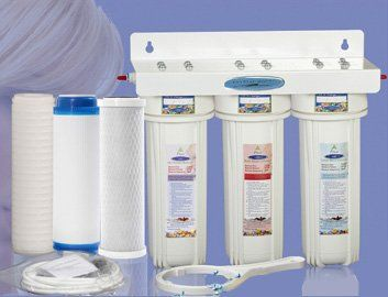cool Crystal Quest CQEIN00309 Voyager Replaceable Triple Inline Water Filter SystemPlus Reviews