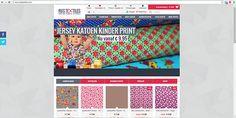 Online stof kopen, de beste Nederlandse webwinkels