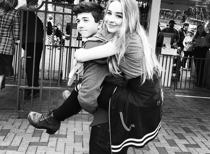 Bradley Steven Perry Asked Sabrina Carpenter Out In The Cutest Way Possible