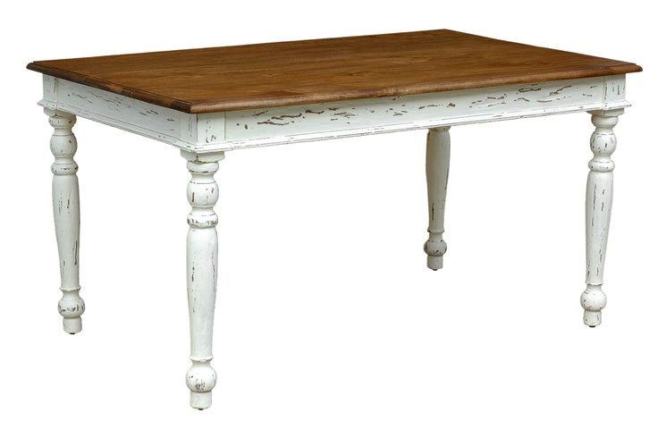 Best 25 distressed dining tables ideas on pinterest refurbished dining tables paint wood - Painted dining tables distressed ...